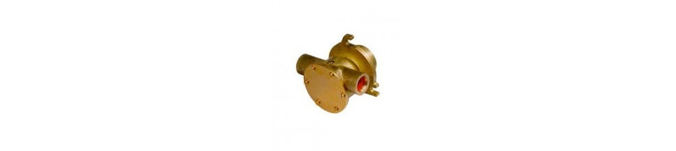 Pompe à eau de mer pour moteur diesel et essence VOLVO PENTA marine