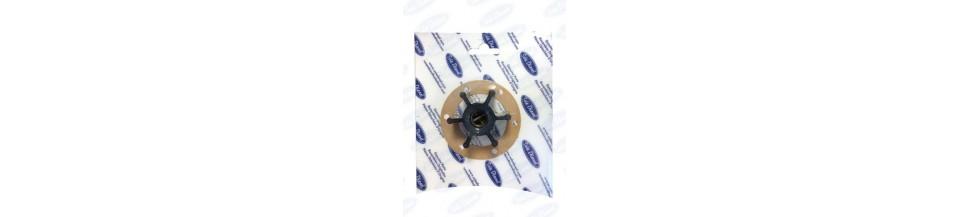 Kit turbine pompe à eau de mer refroidissement moteur SOLE DIESEL
