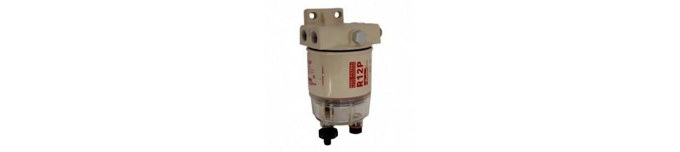 Filtre séparateur eau / carburant, gasoil, essence et accessoires