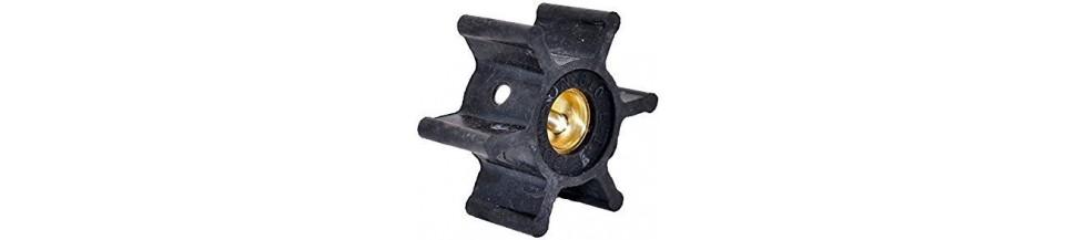 Kit turbine pompe eau mer moteur LOMBARDINI MARINE