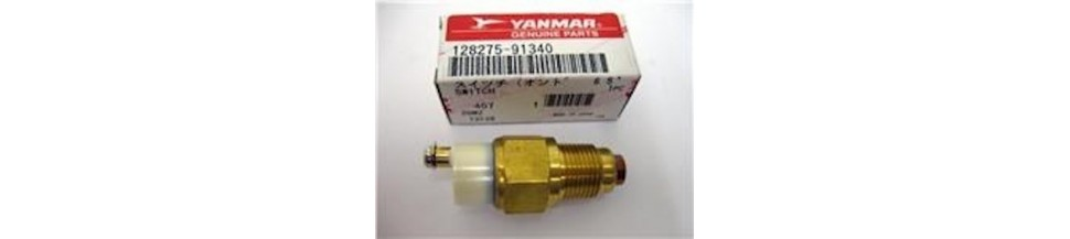 Sonde température eau, pression huile pour moteur YANMAR MARINE