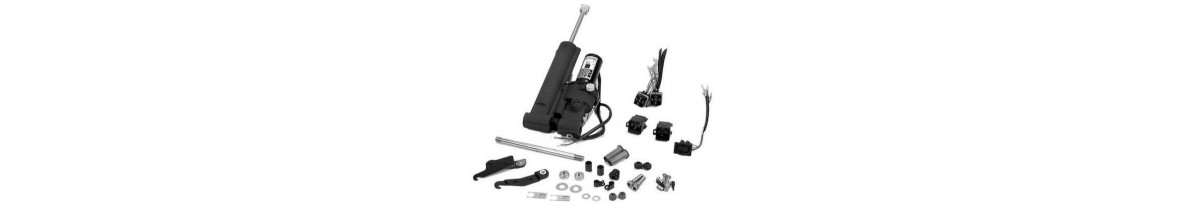Trim et accessoires moteurs hord-bord MERCURY & MARINER